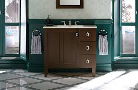 Kohler Tresham Sink Specs by Bathroom Vanities Collections Kohler