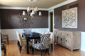 Casually Elegant Dining Room Contemporary