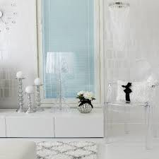 Kartell Bourgie Lamp Silver by Transparent Bourgie Lamp Louis Ghost Chair In Transparent