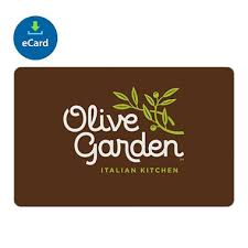 Olive Garden eGift Card Various Amounts Email Delivery Sam s Club