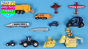 Welcome To Kids Tv Cars Toys Trucks Channel In This Video We Will Be ...