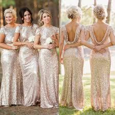 Cap Sleeve Bridesmaid Dresses Floor Length by Sparkly Bridesmaid Dresses With Cap Sleeve Bridesmaid
