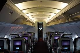 Upper Deck Redemption Problems by Trip Report Virgin Atlantic 747 Premium Economy London Gatwick