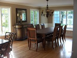 Small Dining Rooms Lovely Modern Room Eight Chair Round Glass Top Table