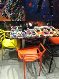 The Superhero Cafe, Kandivali West, Mumbai - Fast Food ... Delta Children Ninja Turtles Table Chair Set With Storage Suphero Bedroom Ideas For Boys Preg Painted Wooden Laptop Chairs Coffee Mug Birthday Parties Buy Latest Kids Tables Sets At Best Price Online In Dc Super Friends And Study 4 Years Old 19x 26 Wood Steel America Sweetheart Dressing Stool Pink Hearts Jungle Gyms Treehouses Sandboxes The Workshop Pj Masks Desk Bin Home Sanctuary Day