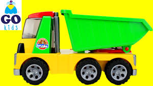 Bruder ROADMAX Toy Dump Truck - GoKids - YouTube Bruder Mack Granite Dump Truck 116 Scale 1864028092 Cek Harga Hadiah Tpopuler Diecast Mainan Mobil Mack Bruder News 2017 Unboxing Truck Garbage Man Crane And 02823 Halfpipe Chat Perch Toys Kids With Snow Plow Blade 02825 Toy Model Replica Half Pipe Toot Toy Cars Pinterest Jual 2751 Dump Truk Man Tga Excavator Ebay Pics Unique 3550 Scania R Series Tipper Rc 4wd Mercedesbenz Trailer Transportation