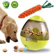 Amazoncom Wodesen Pet Food Ball Fun And Interactive Treat