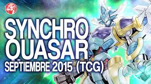 synchron quasar junk doppel september 2015 duels decklist