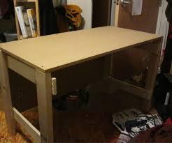 Menards Wood Computer Desk by 12 Desk 3 Steps With Pictures