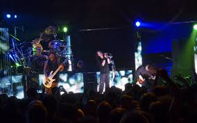 The Smashing Pumpkins Oceania Live In Nyc by Press Archives Rock Fuel Media Inc