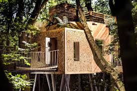 100 Tree House Studio Wood 13 Amazing House Holidays With A Hot Tub In The UK Faraway Lucy