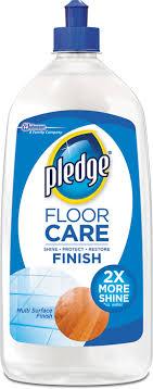 pledge皰 floor care multi surface finish pledge皰