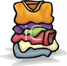 Royalty Free Clothing Clip Art Objects Clipart