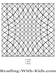 Hard Color By Number Coloring Pages 1