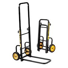 100 Milwaukee Convertible Hand Truck Rock N Roller Mini RMH1 Products Cart S