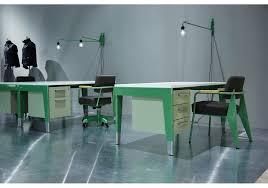 bureau m allique bureau métallique desk vitra milia shop