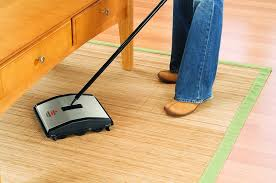Electric Broom For Wood Floors by Amazon Com Bissell Carpet And Floor Sweeper With Dual Brush