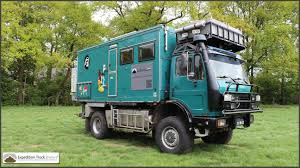 100 Expedition Trucks Mercedes Benz 1719AK Truck Home Is Where You Park It