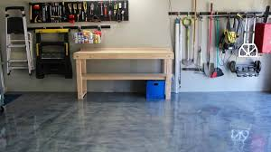 we review rocksolid s metallic garage floor coating all garage