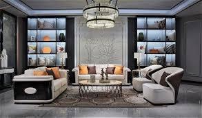 wohnzimmer komplett set garnitur möbel gruppe sofa tisch 7tlg garnituren polster