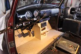 Wood Floor And Center Console In A Chevy Advance Design Pickup Truck ... Outland Automotive All Terrain Floor Liners Truck Console Beautiful Ac Fhdfb Map Book Lidded Storage Box Snowdiggercom The Garage Custom Car Mats Weather Semi Fit Heavy Duty Trimmable 5772 Interior Chevy Impala Floor Shift Cup Holders Gauges 6473 Oldsmobile Cutlass 442 Pontiac Gto Weathertech Allvehicle Fast Free Shipping Vaults Consoles Vaulting And Tactical Truck Center Console Interchangeable Ford F150 Forum Build Aftermarket Flooring Ideas Inspiration Organizer Husky Gearbox Boxes