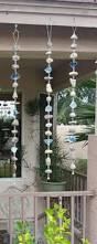 Decorative Rain Gauges Replacement Glass by I Was Asked To Make A Rock And Glass Rain Chain With Grey Rocks