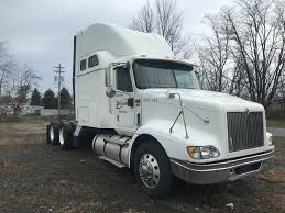 2006 INTERNATIONAL 9400I TANDEM AXLE SLEEPER FOR SALE #577458