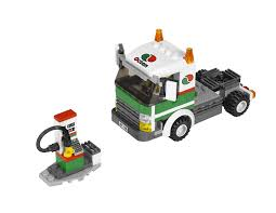 Amazon.com: LEGO Tank Truck: Toys & Games