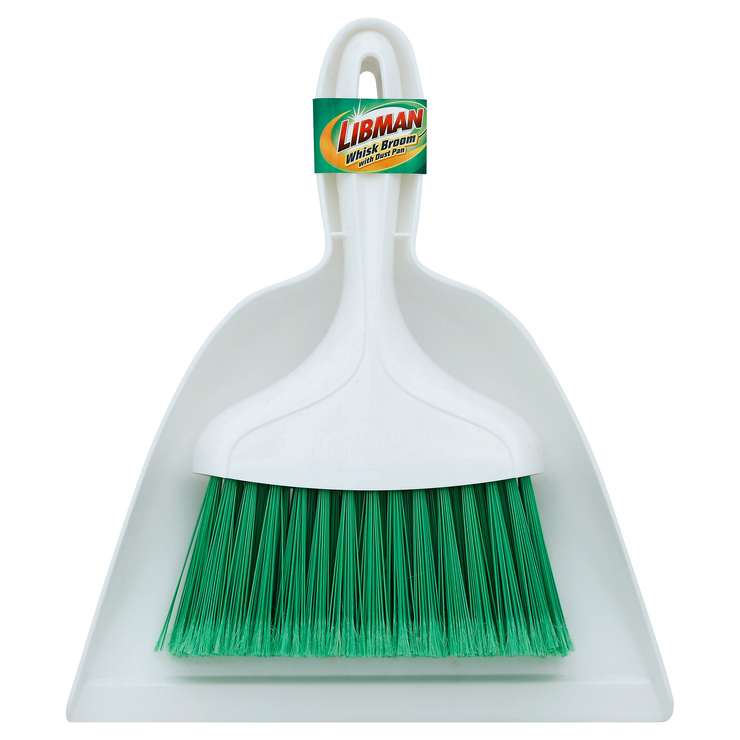 Libman Whisk Broom and Dust Pan