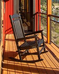Best Outdoor Rocking Chairs In 2019 Reviews | Buyer's Guide 35 Free Diy Adirondack Chair Plans Ideas For Relaxing In Magnolia Outdoor Living Mainstays Black Solid Wood Slat Rocking Beachcrest Home Landaff Island Porch Rocker Reviews Stackable Plastic Chairs With Seat Patio Fniture Find Great Seating Amish Handcrafted Hickory Southern Horizon Emjay Troutman Co Tckr The Kennedy Metal Outdoor Rocking Chairs