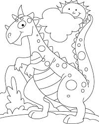 Dinosaur Coloring Pages Nice Dinosaurs