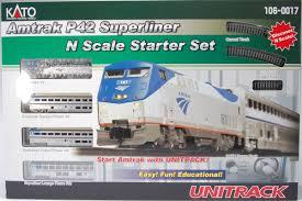 Superliner Family Bedroom by Kato Usa Model Train Products N Amtrak P42 Superliner Phase Ivb