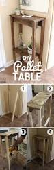 the 25 best pallet tables ideas on pinterest