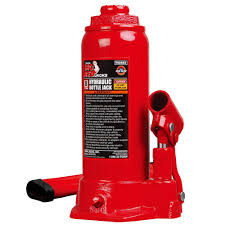 Duralast Floor Jack Instructions by Big Red 20 Ton Low Profile Bottle Jack T92007a The Home Depot