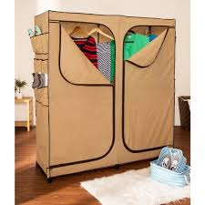 honey can do wrd 01272 60 inch storage closet free shipping on