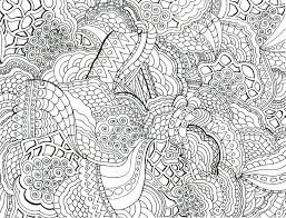 Intricate Coloring Pages Adults Adult For Ideas Difficult Animal