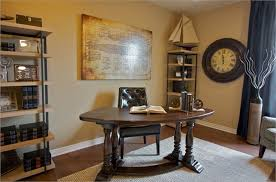 terrific masculine home office decorating ideas rustic home