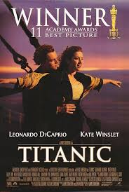 TITANIC MY FAVORITE MOVIE OF ALL TIME