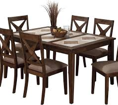 minimalist stunning jofran dining table with 794 64 tri color tile