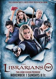 The Librarians Season 2-The Librarians 2