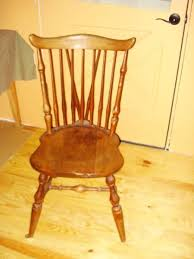 Nichols And Stone Windsor Rocking Chair by Rare Nichols And Stone Antique Chairs Antique Appraisal