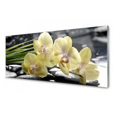 glasbilder drucke auf glas für wohnzimmer oder küche tulup de