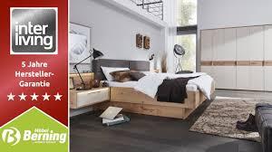 interliving schlafzimmer serie 1002 produktfilm möbel berning in lingen und rheine