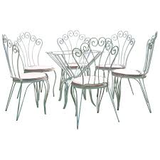 Wrought Iron Patio Chairs Style Wrought Iron Patio Set For Sale ... Amazoncom Strong Camel Bistro Set Patio Set Table And Chairs Metal Wrought Iron Fniture Outdoors The Home Depot Woodard Tucson High Back Coil Spring Chair 1g0066 Iron Patio Cryptoracksco Henry Black Cushions A Guide To Buying Vintage For Sale Decoration Shop Garden Tasures Of 2 Davenport Outdoor Rocking Gray Blue Used White Thelateralco Cevedra Sheldon Walnut Cane Cast Rolling Chaise Lounge