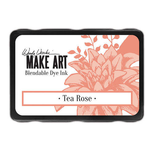 Wendy Vecchi Make Art Blendable Dye Ink Pad - Tea Rose