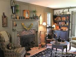 Primitive Decorating Ideas For Fireplace by Primitive Decorating Ideas For Living Room With Simple Old