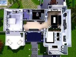 Sims 3 Floor Plans Download by Mod The Sims Modern Beach House No Cc