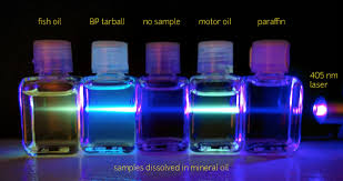 Paraffin Lamp Oil Toxic by Public Lab Oil Testing Kit