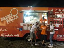 100 Balls For Truck Food Guys