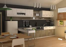 Catchy Modern Kitchen For Small Spaces Of Decorating Collection Window View